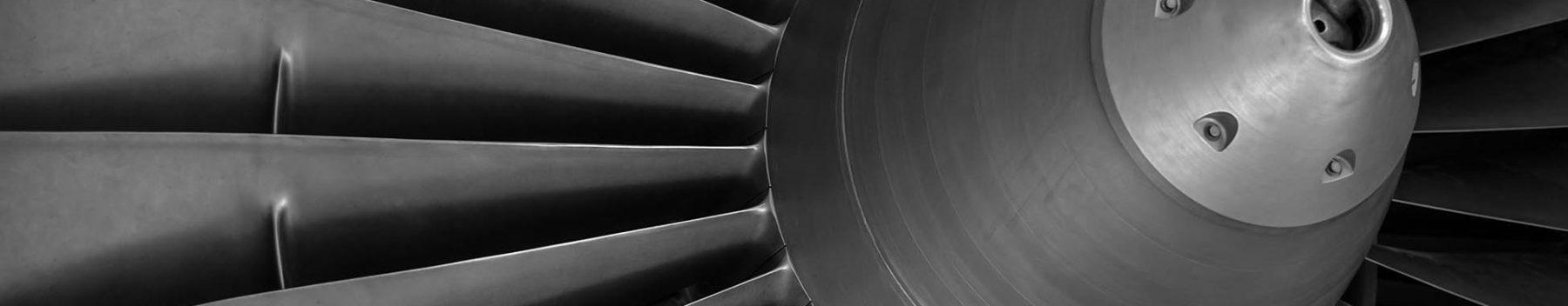 Turbine aircraft motor rotor